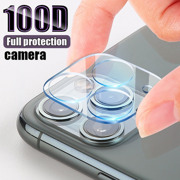 Camera Lens Protection Tempered Glass For iphone 11 Series