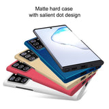 PC Hard Back Cover Super Frosted Shield Case For Samsung Note 20 Series