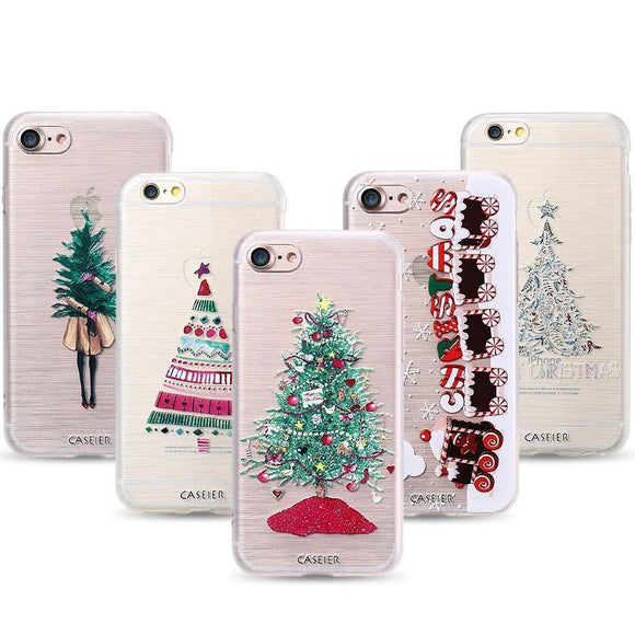 Phone Case For iPhone X XS Max Merry Christmas