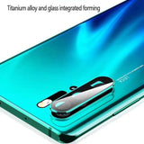Back Camera Lens Full Cover Protective Metal Ring Tempered Glass For Samsung Galaxy S10 Note 10 Plus
