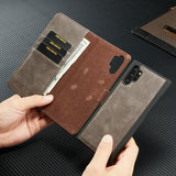 2 in 1 Magnetic Leather Wallet Case For Samsung Galaxy Note 9 Note 10 Pro S10 E Plus A50 A70