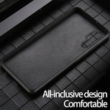 3D Emboss genuine leather case for Samsung note 10 plus