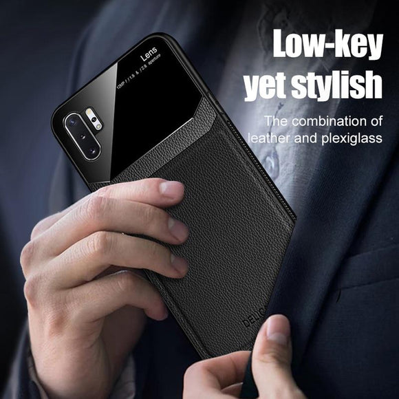 Mirror Plexiglass Case for Samsung Galaxy Note 10 Note 10 plus