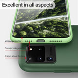 Ultra-thin Luxury Painted High Quality Soft Silicone Shockproof Case For Samsung Galaxy S20 Series