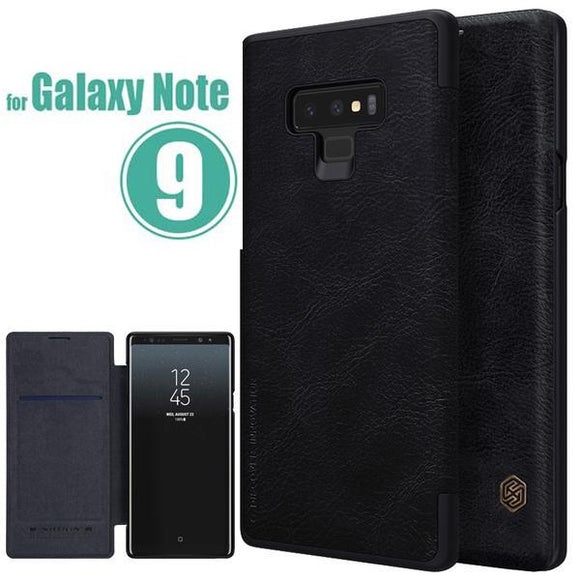 For Samsung Galaxy Note 9 Case Business Leather Case