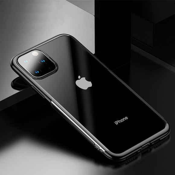360 Full Cover Protetion Transparent Case for iPhone 11Series