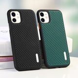 Heat Dissipation Air Cooling Design Shockproof Case for iPhone 11 Series