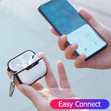 Wireless Bluetooth Transparent AirPod 3 Cover