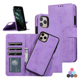 Luxury Retro Leather Magnet Wallet Case 360 Coverage Protection For iPhone 11 Series