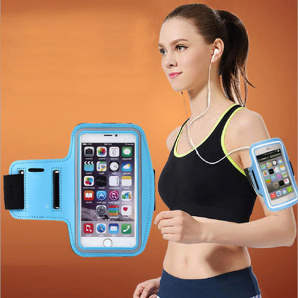Fashion Workout Sport Gym Arm Band Waterproof Case For iPhone 11 Series