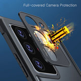 Shockproof Transparent Cover Airbags Soft Thin Case For Samsung Note 20 Serie
