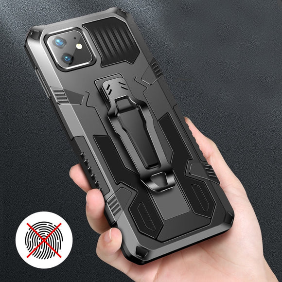 Shock Proof Protective Kickstand Case for iPhone 11 Series