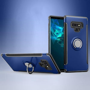 3D Ring Case For Samsung Galaxy Note 9
