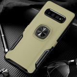 Finger Ring Shockproof Case for Samsung Galaxy S10 S10 Plus S10 Lite