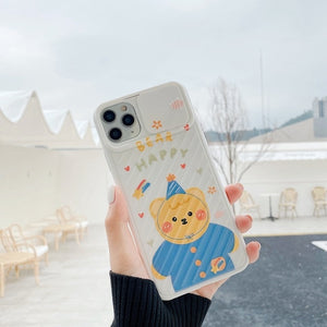 Soft TPU Silicone Shockproof Case with Camera Protection For iPhone 11 Series