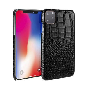 Luxury Genuine Leather Phone Case for iPhone 11 Pro Xs Max Xr X 8 7 Plus