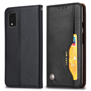 Flip Leather Phone Case for Samsung Galaxy S21 S20 Note 20 Series