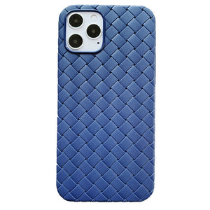 Breathable Mesh BV Grid Weave Phone Case For iPhone 12 11 Pro Max