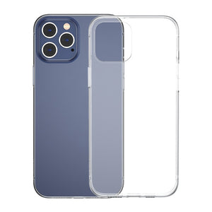 Soft TPU Transparent Clear Case For iPhone 12 11 Pro Max