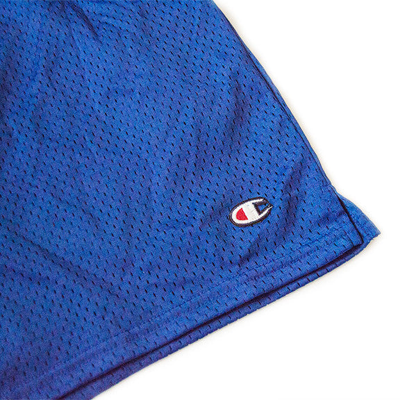 Circle Ohio - Champion® Mesh Shorts / Varsity Blue