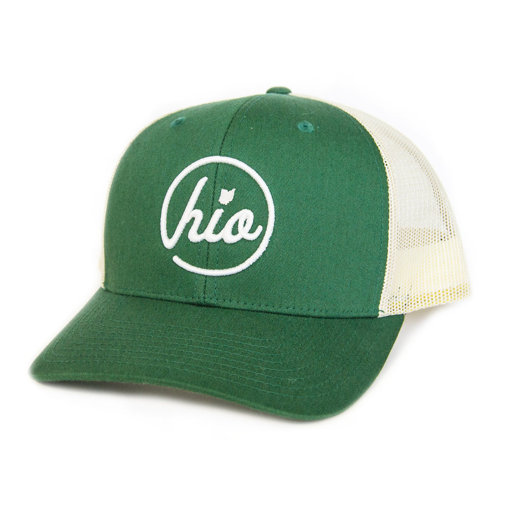 Circle Ohio - Trucker Hat