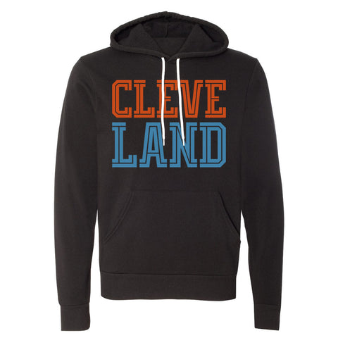 CLE 90's - Pullover Hoodie
