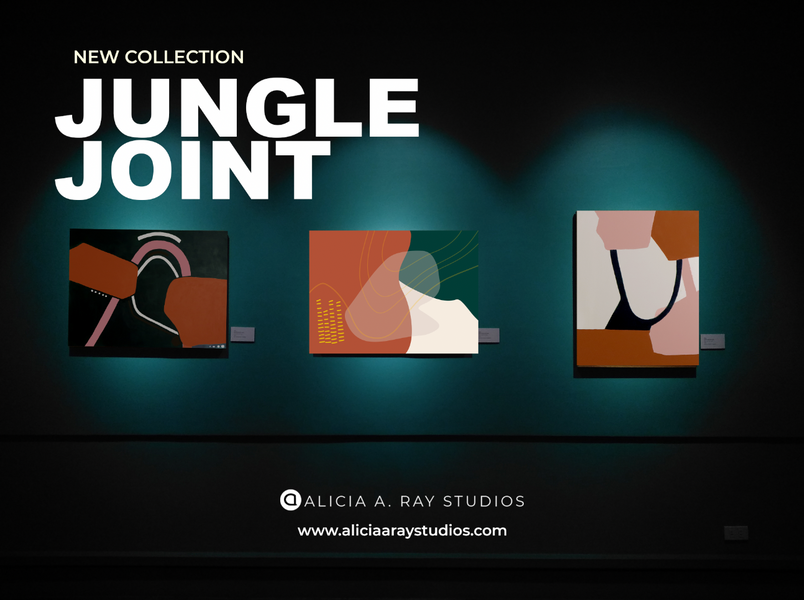 NEW COLLECTION: Jungle Joint