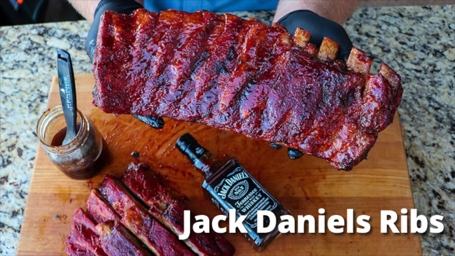 Jack Daniel's Ribs by Pitmaster Malcolm Reed from How to BBQ Right
