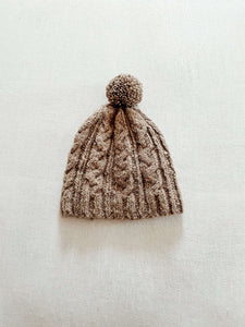 Everest Hat - Handspun Yak Wool Hat -  The Yak Wool Company
