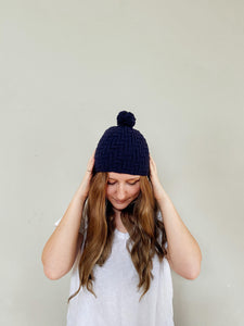 Rimpa Hat - Yak Wool Hat -  The Yak Wool Company