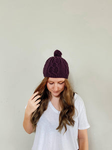 Soomba Hat - Yak Wool Hat -  The Yak Wool Company