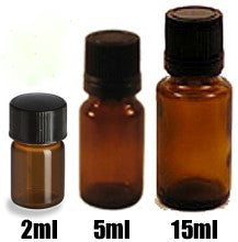 2 ml Essential Oil Bottle - 6 Pack