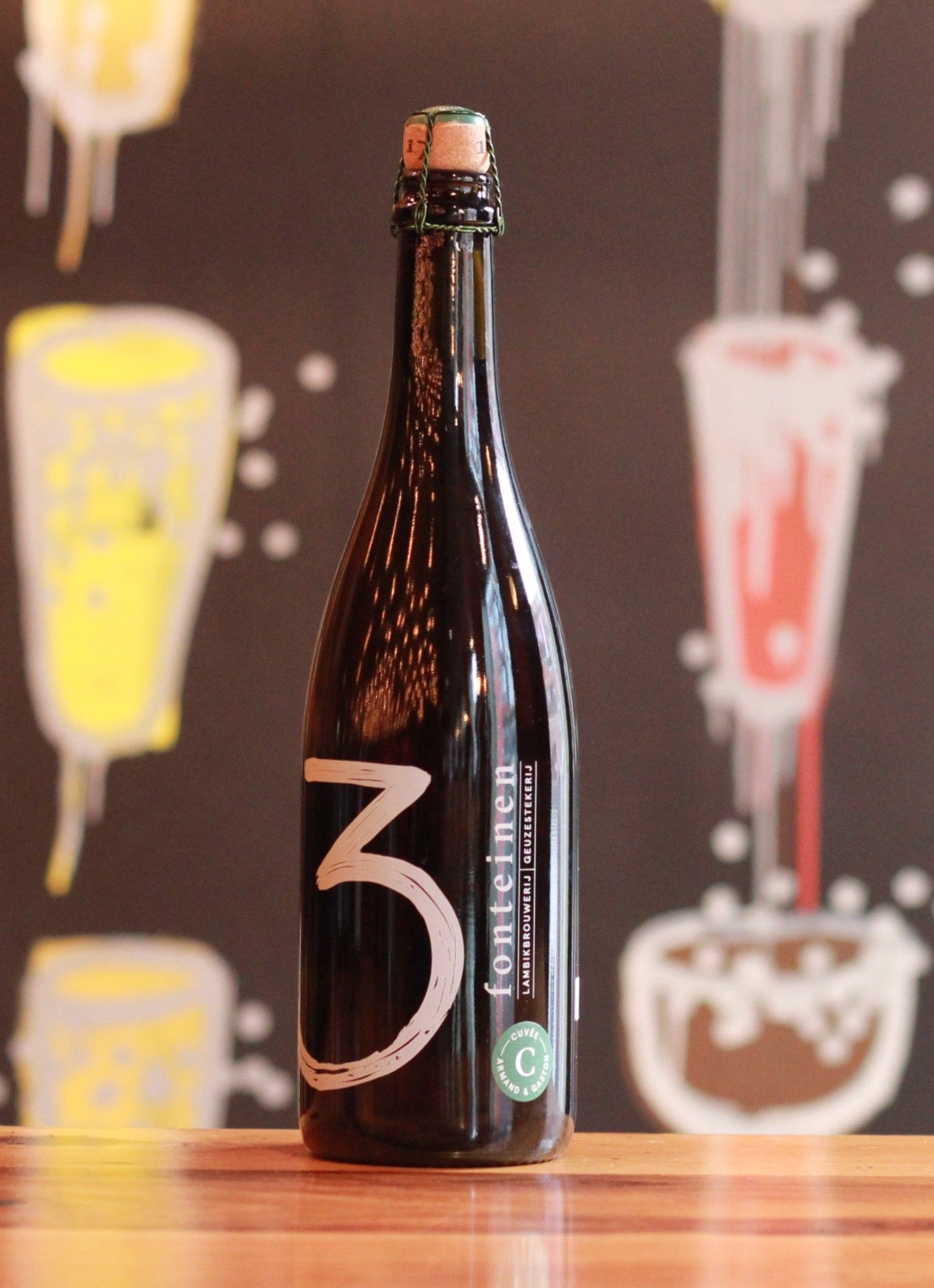 3 Fonteinen Armand & Gaston 750ml | 2016