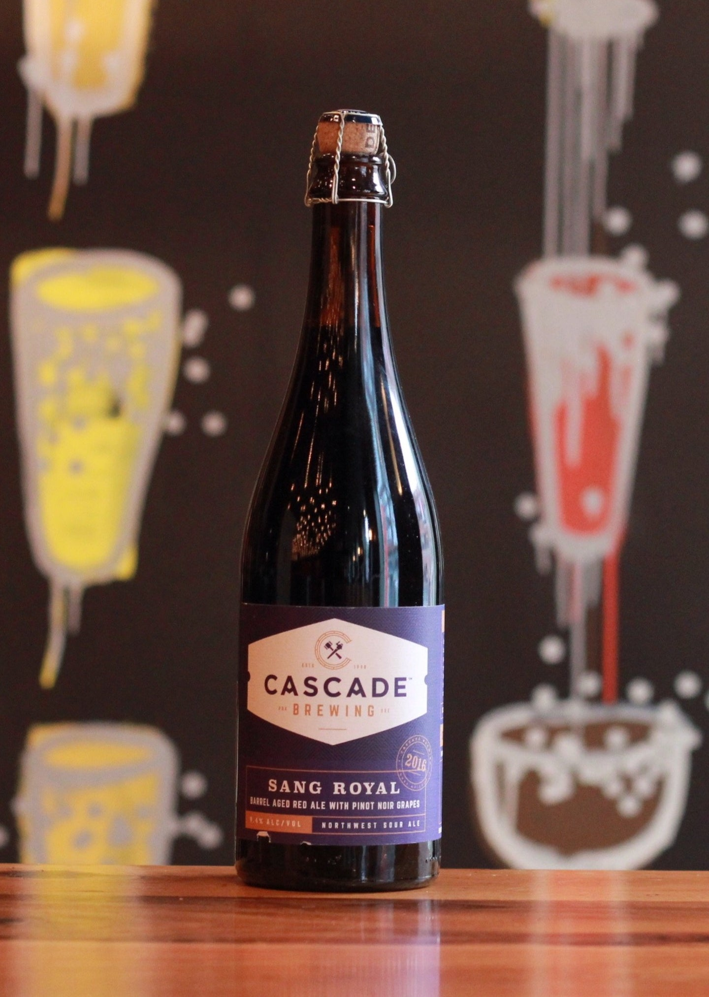 Cascade Sang Royal 750ml | 2016