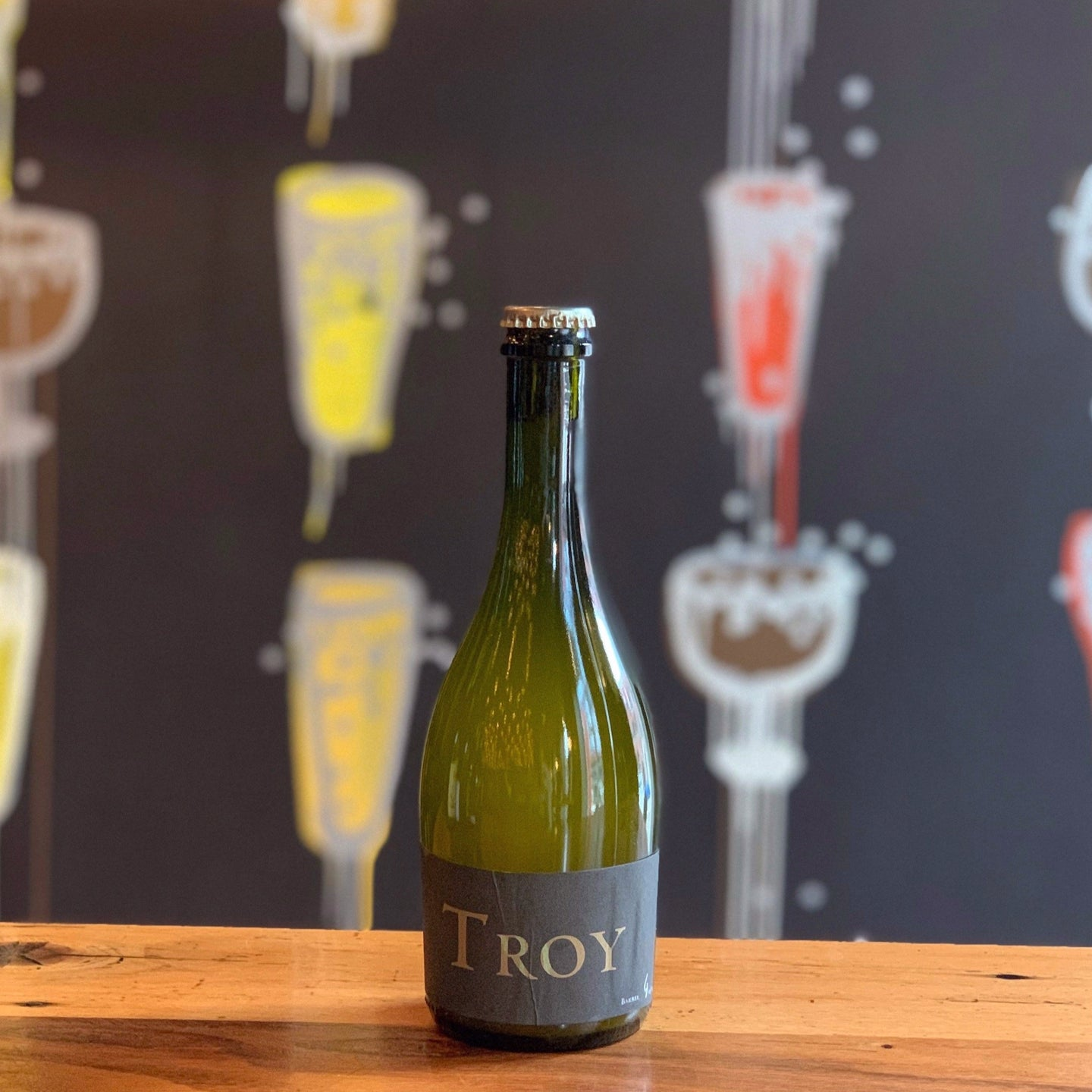 Troy Gold Cider - 2013