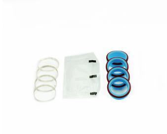 1-11451: High Pressure Seal Kit, 1 inch