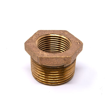 1-1X34RBB: Bushing for 2.5in FNPT Suction Strainer