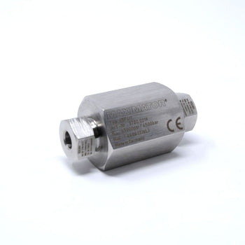 "3000434 Coupling: 1/4""  Female to 1/4"" Female High Pressure"