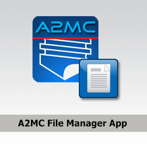 A2MC File Manager App