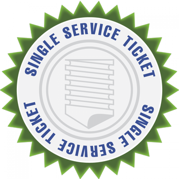 Single Service Ticket for Technician Phone Support