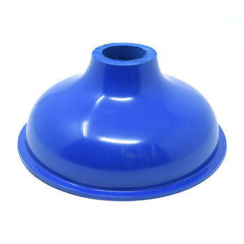 WJ-1532: Blue Plunger Splash Guard - Dialine