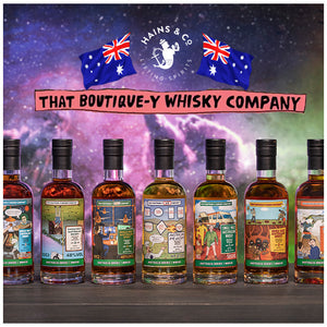 AUSTRALIAN BOUTIQUE-Y WHISKY TASTING, Thur 20th May, 7pm