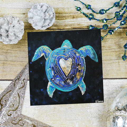Sea turtle - Sea Decoration