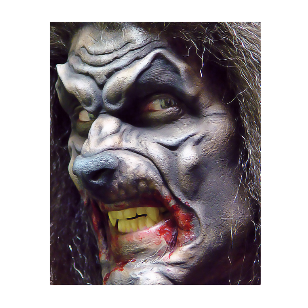 Woochie Werewolf Foam Latex Prosthetic