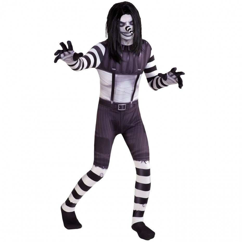 Laughing Jack Morphsuit Medium