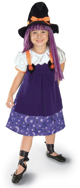 Child Twilight Witch Toddler 2T-4T