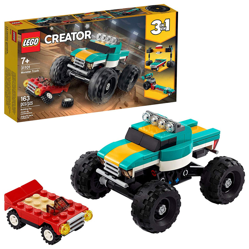 Monster Truck - Creator