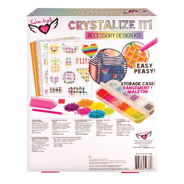 Crystalize It Accessory Design Kit