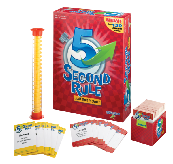 5 Second Rule New Edition