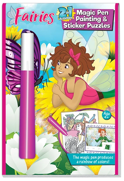 Fairies Magic Pen